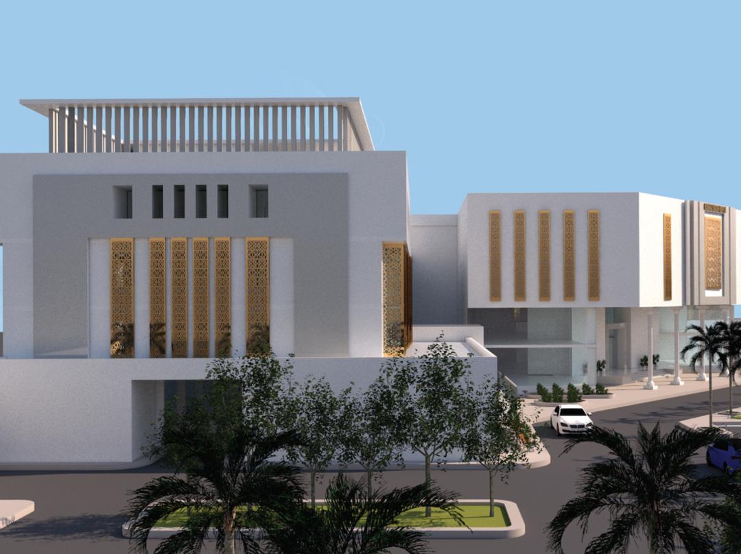 Benghazi Hospital